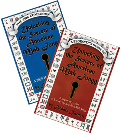 Unlocking the Secrets of American Mah Jongg (eBook) & 2020  Supplemental Hands (eBook)